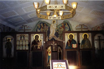 Church at Stavropegic Monastery of St. John The Baptist