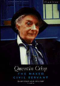 Quentin Crisp: Naked Civil Servant cover