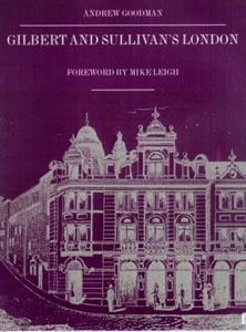 Gilbert and Sullivan's London