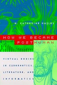 Posthuman cover
