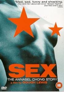 Sex DVD cover