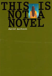 This Is Not A Novel