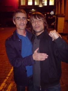 Carl and Mani