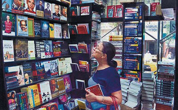 The Seven Original Sins of a Book Addict vs. Seven Original Book Stores of Mumbai