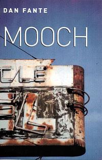 Mooch by Dan Fante cover