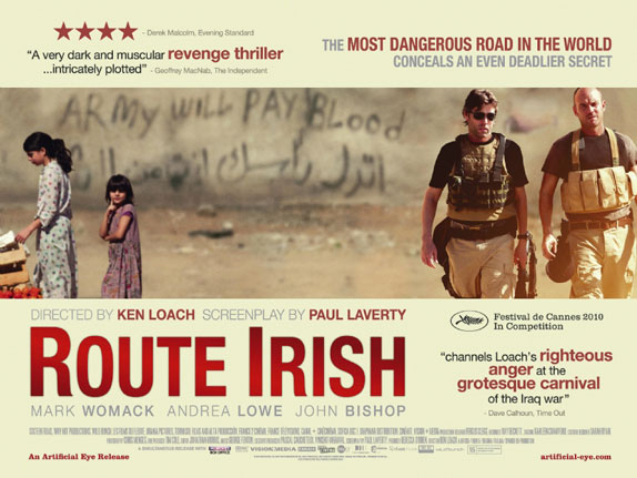Route Irish (Ken Loach)