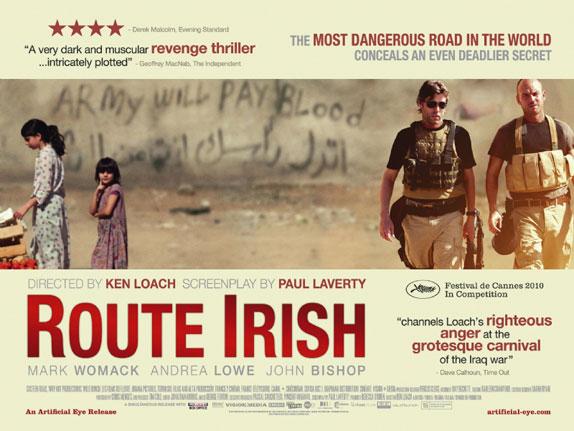 Route Irish (Ken Loach)