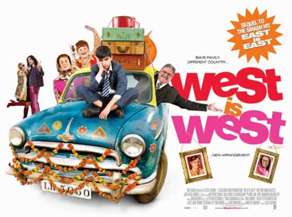 West is West film poster