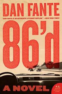 Cover of 86d by Dan Fante