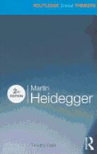 Martin Clark Heidegger