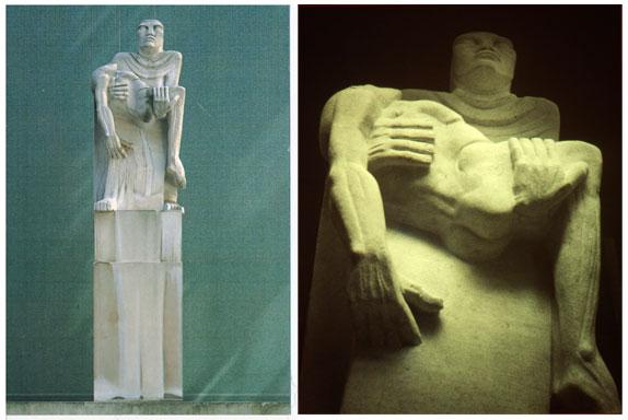 Epstein sculptures