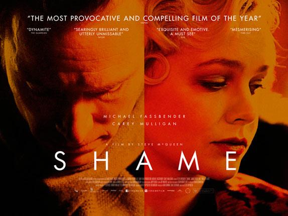 Shame (Dir: Steve McQueen)